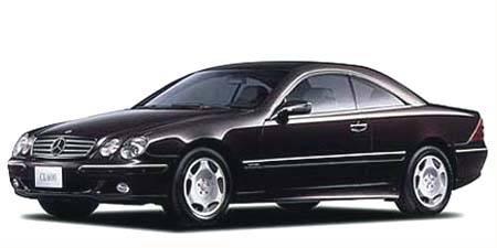 メルセデス・ベンツ CL CL500 (1999年10月モデル)
