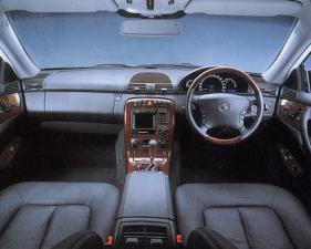 メルセデス・ベンツ CL CL500 (2001年1月モデル)