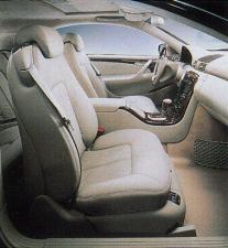メルセデス・ベンツ CL CL55 AMG (2001年9月モデル)