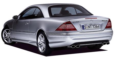 メルセデス・ベンツ CL CL65 AMG (2004年4月モデル)
