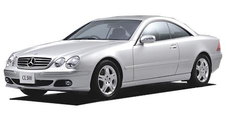 メルセデス・ベンツ CL CL500 (2004年7月モデル)