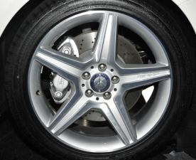 メルセデス・ベンツ CL CL550 ブルーエフィシェンシー (2010年11月モデル)