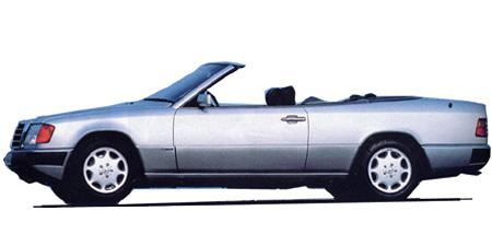 メルセデス・ベンツ ミディアムクラス 320CE カブリオレ (1992年10月モデル)