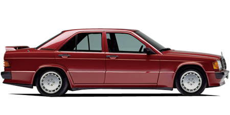 メルセデス・ベンツ 190クラス 190E2.6 スポーツライン (1991年8月モデル)
