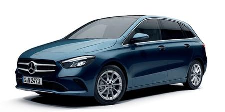 メルセデス・ベンツ Bクラス B200d (2020年9月モデル)