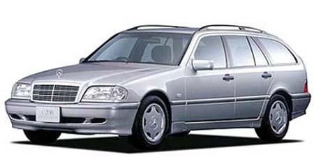 メルセデス・ベンツ Cクラスステーションワゴン C240 ステーションワゴン (1997年8月モデル)