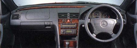メルセデス・ベンツ Cクラスステーションワゴン C200 ステーションワゴン (1998年8月モデル)