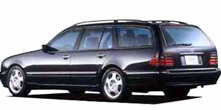 メルセデス・ベンツ Eクラスステーションワゴン E240 ステーションワゴン (1999年10月モデル)