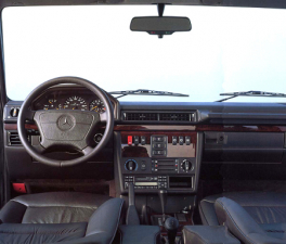メルセデス・ベンツ Gクラス G320 カブリオ (1995年9月モデル)