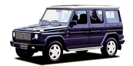 メルセデス・ベンツ Gクラス G320 ロング (1997年10月モデル)