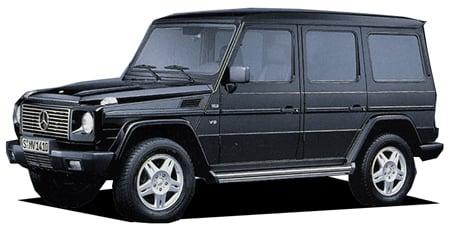 メルセデス・ベンツ Gクラス G320 (1998年10月モデル)