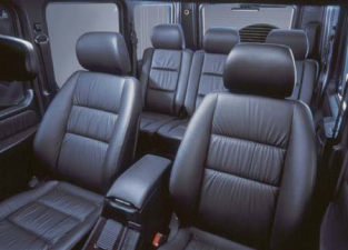 メルセデス・ベンツ Gクラス G320L (2001年4月モデル)