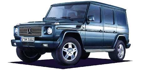 メルセデス・ベンツ Gクラス G500L (2002年2月モデル)