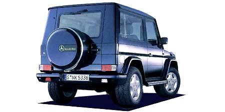 メルセデス・ベンツ Gクラス G320 (2002年11月モデル)