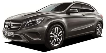 メルセデス・ベンツ GLAクラス GLA180 スポーツ (2014年5月モデル)