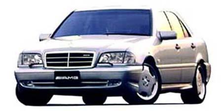 AMG Cクラス C43 (1998年10月モデル)