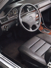 AMG Eクラス E400(S2) (1993年10月モデル)