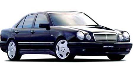 AMG Eクラス E55 (1998年12月モデル)