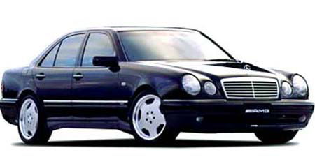 AMG Eクラス E55 (1999年10月モデル)