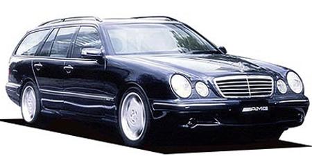 AMG Eクラス E55T (1999年10月モデル)