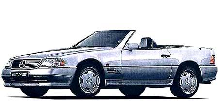 AMG SL SL500 6.0 (1996年6月モデル)