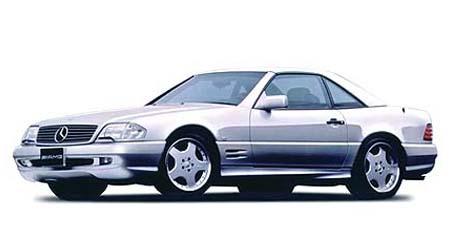 AMG SL SL600 6.0 (1998年10月モデル)