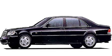 AMG Sクラス S600L 6.0 (1998年10月モデル)