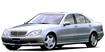 AMG Sクラス S55L (1999年8月モデル)