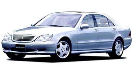 AMG Sクラス S55L (2000年11月モデル)