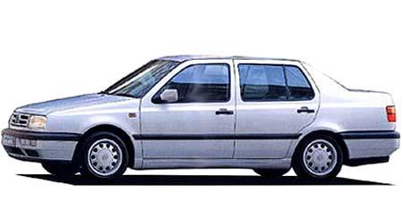 フォルクスワーゲン ヴェント GLi (1995年1月モデル)