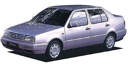 フォルクスワーゲン ヴェント CLi (1996年9月モデル)
