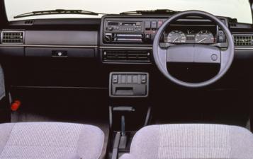 フォルクスワーゲン ゴルフ CLi (1990年4月モデル)