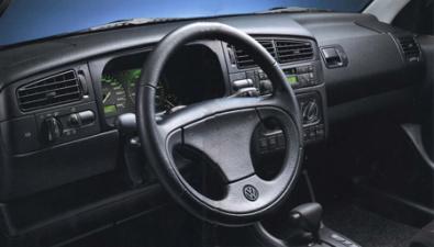 フォルクスワーゲン ゴルフ VR6 (1993年1月モデル)