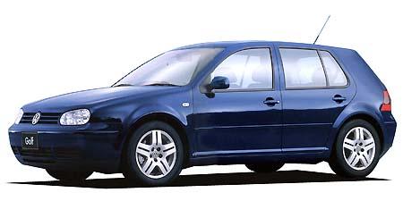 フォルクスワーゲン ゴルフ GLi (1999年8月モデル)