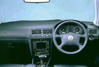 フォルクスワーゲン ゴルフ GTX (1999年8月モデル)