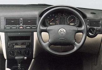 フォルクスワーゲン ゴルフ E (1999年11月モデル)