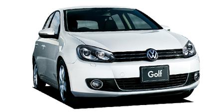 フォルクスワーゲン ゴルフ TSIコンフォートラインマイスターエディション (2012年8月モデル)