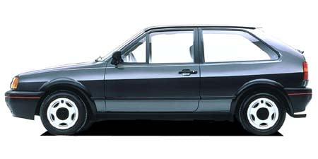 フォルクスワーゲン ポロ クーペCL (1989年10月モデル)