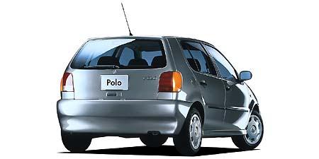 フォルクスワーゲン ポロ 4ドア (1996年8月モデル)