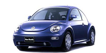 フォルクスワーゲン ニュービートル ニュービートル プラス (1999年9月モデル)