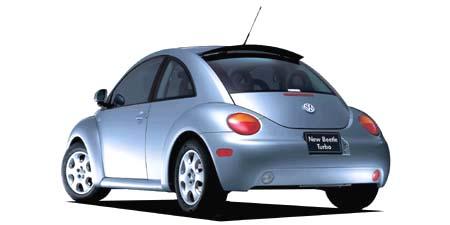 フォルクスワーゲン ニュービートル ニュービートル ターボ (2002年2月モデル)