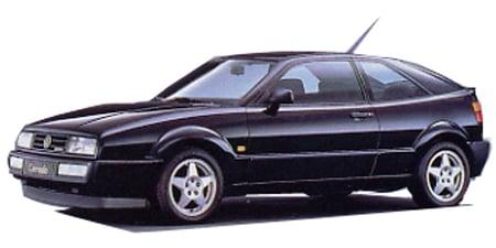 フォルクスワーゲン コラード VR6 (1995年1月モデル)