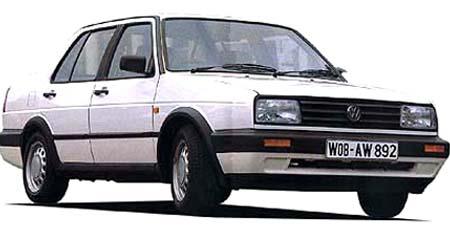 フォルクスワーゲン ジェッタ GLDターボ (1989年10月モデル)