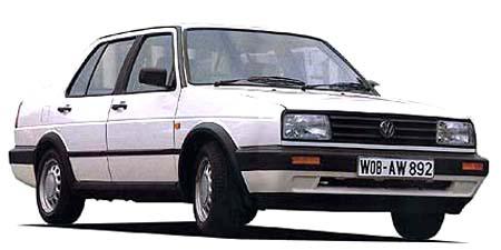 フォルクスワーゲン ジェッタ GLi (1990年4月モデル)