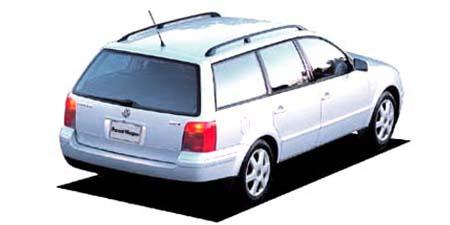 フォルクスワーゲン パサートワゴン V6シンクロ (2000年4月モデル)