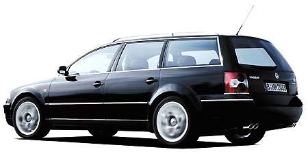フォルクスワーゲン パサートワゴン W8 4モーション (2002年5月モデル)