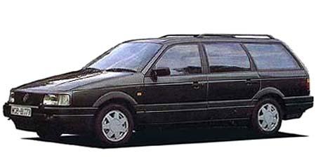 フォルクスワーゲン パサートバリアント GL (1991年10月モデル)