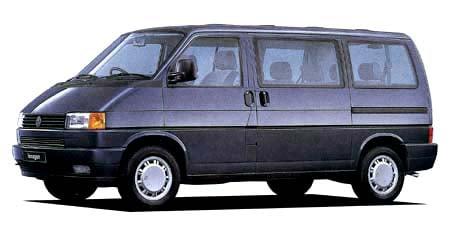 フォルクスワーゲン ヴァナゴン GL (1995年10月モデル)