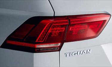 フォルクスワーゲン ティグアン TSI Rライン (2019年1月モデル)