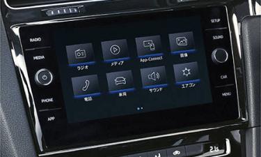 フォルクスワーゲン ゴルフオールトラック TSI 4モーション (2019年1月モデル)